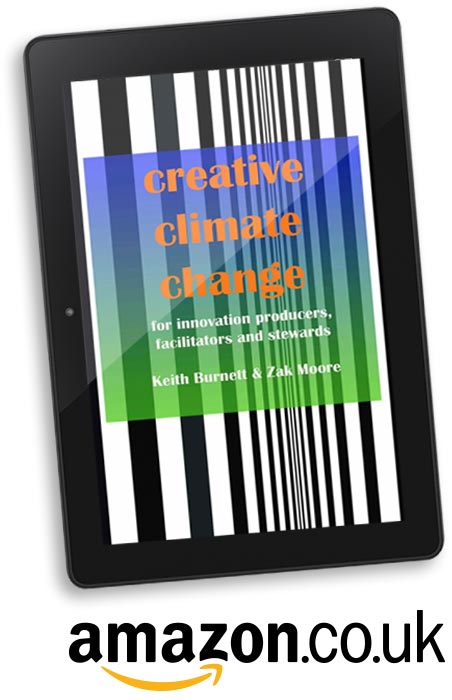 Creative Climate Change available at Amazon